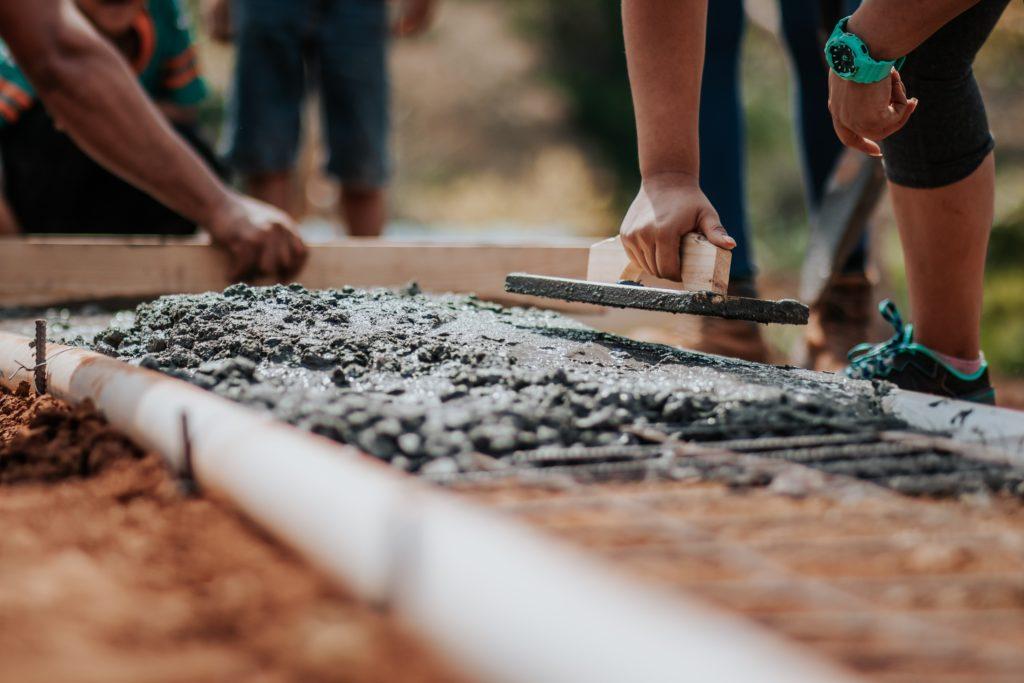 Zaprawa budowlana - jak wykonać metodą gospodarczą? zaprawa budowlana