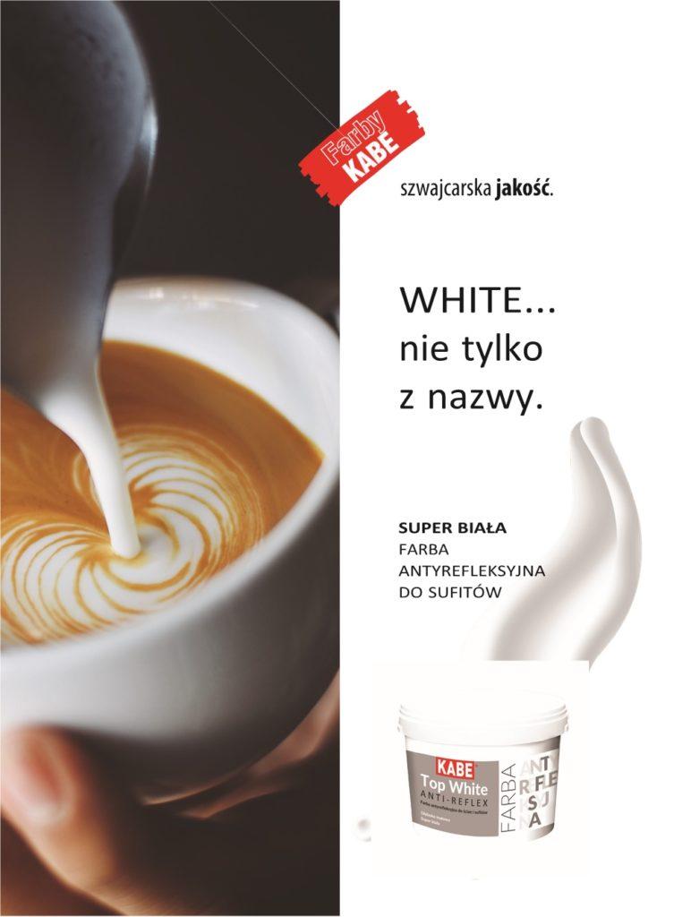 Farba Kabe Top White