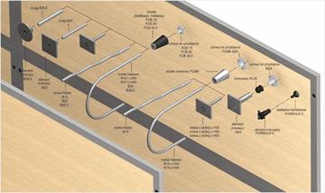 Konstrukcje żelbetowe - akcesoria zbrojarskie akcesoria zbrojarskie